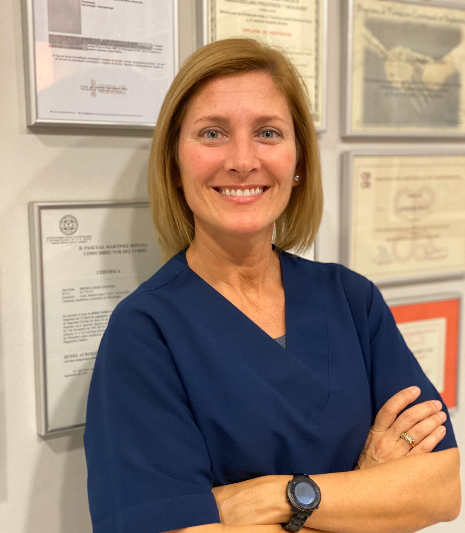 Dra. Mónica Ruiz Colechá